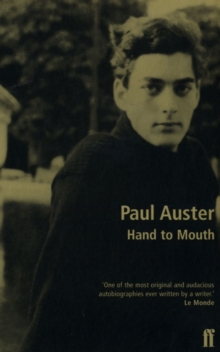 Hand to Mouth, Paperback / softback Book