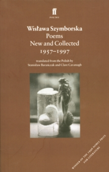 Poems, New and Collected, Paperback Book