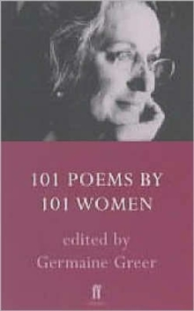 101 Poems by 101 Women, Hardback Book