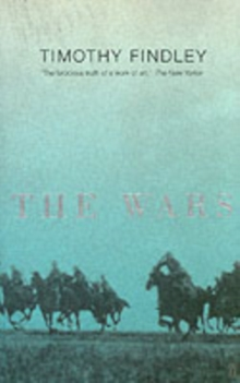 The Wars, Paperback Book