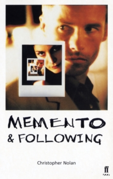 Memento & Following, Paperback Book