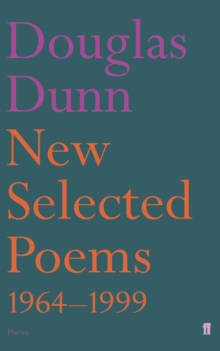 New Selected Poems, Hardback Book