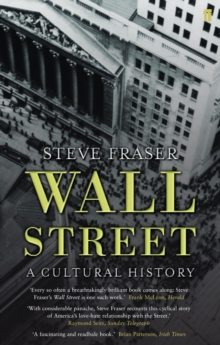 Wall Street : A Cultural History, Paperback / softback Book