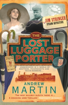The Lost Luggage Porter, Paperback / softback Book