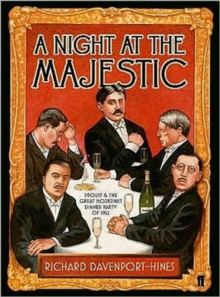 A Night at the Majestic, Hardback Book
