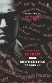 Motherless Brooklyn, Paperback / softback Book