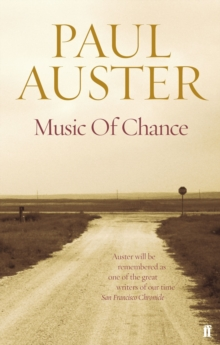The Music of Chance, Paperback Book