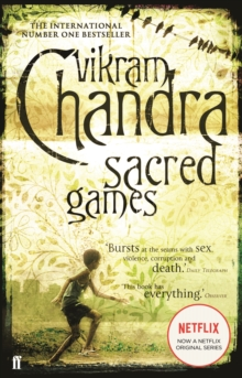 Sacred Games, Paperback Book