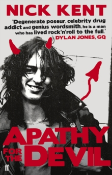 Apathy for the Devil, Paperback Book