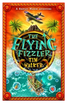 The Flying Fizzler, Paperback Book