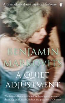 A Quiet Adjustment, Paperback Book