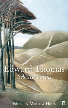 Selected Poems of Edward Thomas, Paperback / softback Book