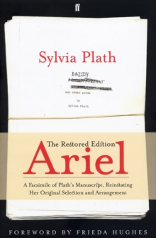 Ariel: the Restored Edition, Paperback Book