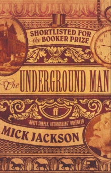 The Underground Man, Paperback Book