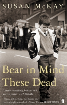 Bear in Mind These Dead, Paperback Book