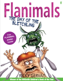 Flanimals: The Day of the Bletchling, Hardback Book