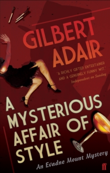A Mysterious Affair of Style : A Sequel, Paperback Book