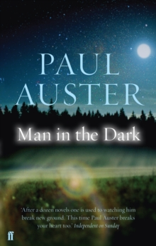 Man in the Dark, Paperback Book