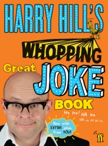 Harry Hill's Whopping Great Joke Book, Paperback Book