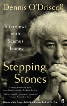 Stepping Stones : Interviews with Seamus Heaney, Paperback Book