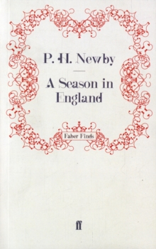 A Season in England, Paperback / softback Book