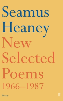 New Selected Poems 1966-1987, EPUB eBook