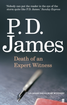 Death of an Expert Witness, Paperback Book