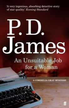 An Unsuitable Job for a Woman, Paperback Book