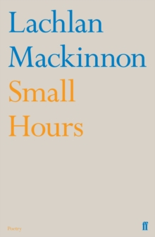 Small Hours, Paperback / softback Book