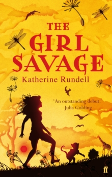 The Girl Savage, Paperback Book