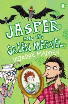 Jasper and the Green Marvel, Paperback Book