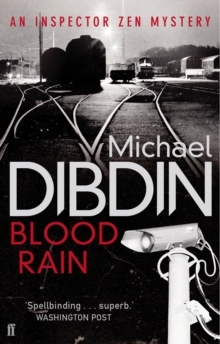 Blood Rain, Paperback Book