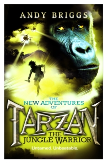 Tarzan: The Jungle Warrior, Paperback Book