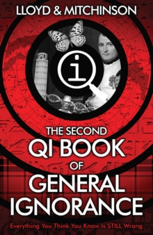 QI: The Second Book of General Ignorance, EPUB eBook