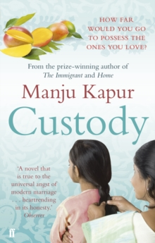 Custody, Paperback Book