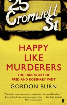 Happy Like Murderers, Paperback Book