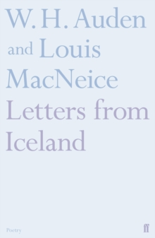 Letters from Iceland, Paperback / softback Book