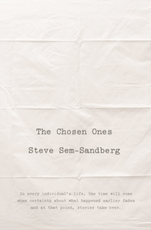 The Chosen Ones, Paperback Book