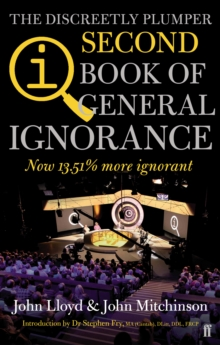 QI: The Second Book of General Ignorance : The Discreetly Plumper Edition, Paperback Book