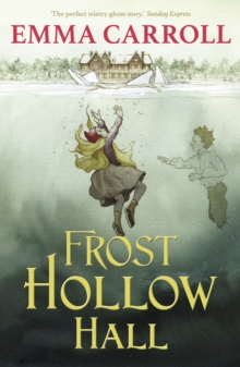Frost Hollow Hall, Paperback Book