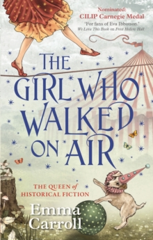 The Girl Who Walked On Air, Paperback Book