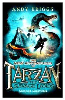 Tarzan: The Savage Lands, Paperback Book