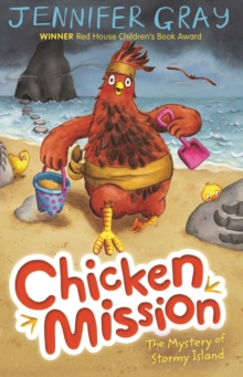 Chicken Mission: the Mystery of Stormy Island, Paperback Book
