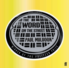 The Word on the Street, Hardback Book