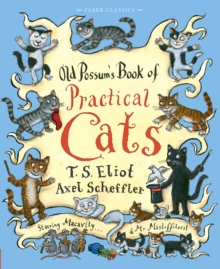 Old Possum's Book of Practical Cats, Hardback Book