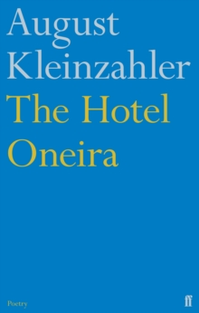 The Hotel Oneira, Hardback Book