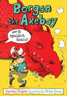 Borgon the Axeboy and the Dangerous Breakfast, Paperback Book