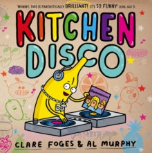 Kitchen Disco, Paperback Book