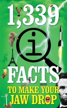 1,339 Qi Facts to Make Your Jaw Drop, Paperback Book