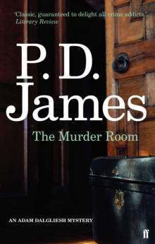 The Murder Room, Paperback Book